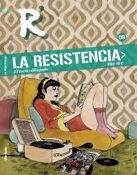 LA RESISTENCIA 9 EL TOCHO DIBUJADO