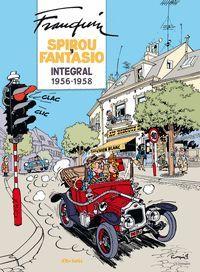 SPIROU Y FANTASIO 5 INTEGRAL 1956-1958