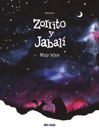 ZORRITO Y JABALÍ MUY LEJOS