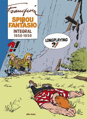 SPIROU Y FANTASIO INTEGRAL 1958-1959 (VOL. 6)