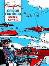 SPIROU Y FANTASIO.  INTEGRAL 1959-1960