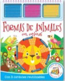 FORMAS DE ANIMALES CON CORDONES