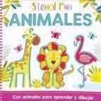STENCIL FUN. ANIMALES