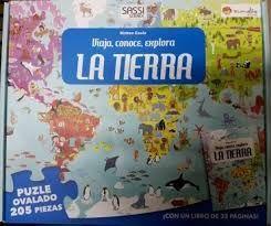 LA TIERRA. VIAJA, CONOCE, EXPLORA (CAJA)