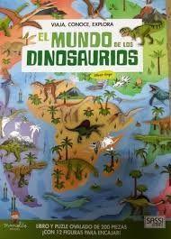 EL MUNDO DE LOS DINOSAURIOS (CAJA)
