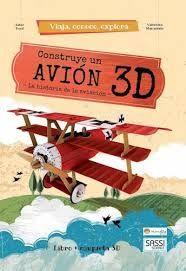 CONSTRUYE UN AVIÓN 3D