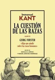 LA CUESTION DE LAS RAZAS