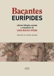 BACANTES. EDICIÓN BILINGUE
