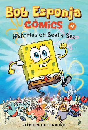 BOB ESPONJA COMICS 1 HISTORIAS EN SEALLY SEA