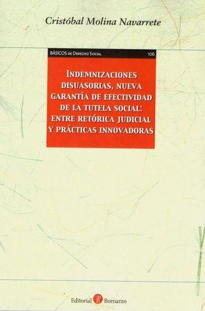 INDEMNIZACIONES DISUASORIAS, NUEVA GARANTÍA DE EFE