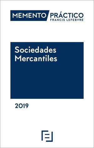 MEMENTO PRACTICO SOCIEDADES MERCANTILES 2019