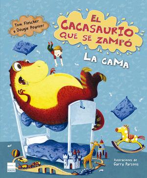 EL CACASAURIO QUE SE ZAMPÓ LA CAMA