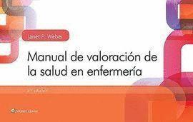 MANUAL DE VALORACION DE LA SALUD EN ENFERMERIA