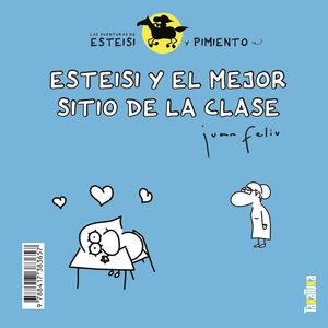 ESTEISI Y EL MEJOR SITIO DE LA CLASE / ESTEISI NO SE QUIERE DUCHAR