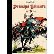 PRINCIPE VALIENTE 1941-1942