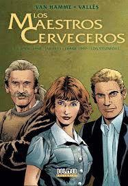 LOS MAESTROS CERVECEROS T.2