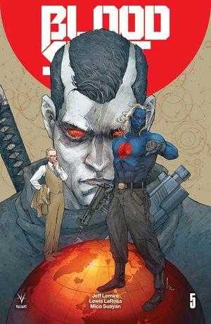BLOODSHOT SALVATION 5