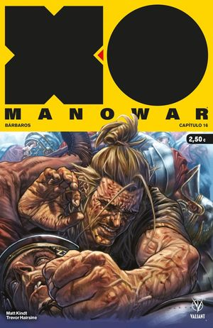 XO MANOWAR 16