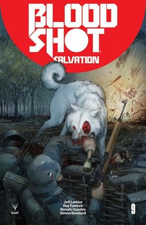 BLOODSHOT SALVATION 9