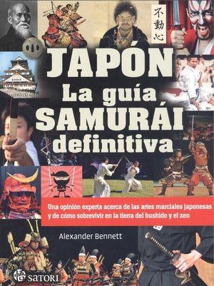 JAPON LA GUIA SAMURAI DEFINITIVA