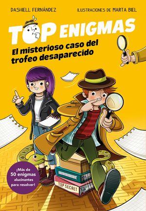 EL MISTERIOSO CASO DEL TROFEO DESAPARECIDO - TOP ENIGMAS 1