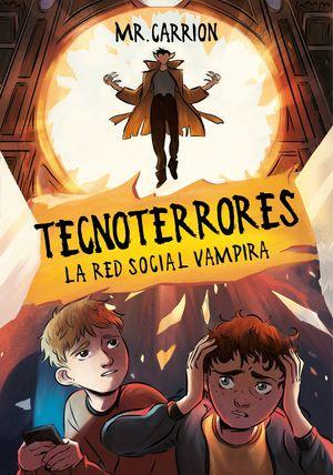 TECNOTERRORES 2. LA RED SOCIAL VAMPIRA