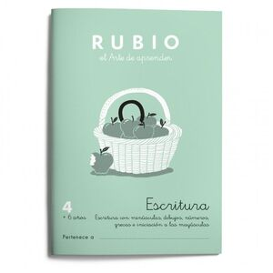 RUBIO ESCRITURA 4 NE 21