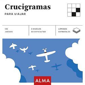 CRUCIGRAMAS PARA VIAJAR (CUADRADOS DE DIVERSIÓN)