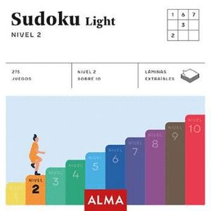 SUDOKU LIGHT. NIVEL 2