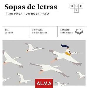 SOPA DE LETRAS PARA PASAR UN BUEN RATO