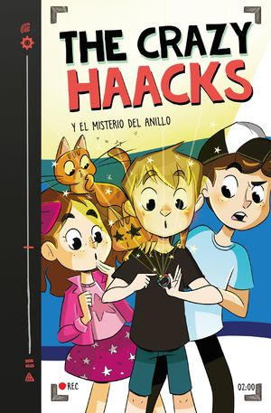 THE CRAZY HAACKS Y EL MISTERIO DEL ANILLO - THE CRAZY HAACKS 2