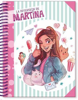 LIBRETA DE LA DIVERSIÓN DE MARTINA 1