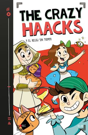 THE CRAZY HAACKS Y EL RELOJ SIN TIEMPO - THE CRAZY HAACKS 3