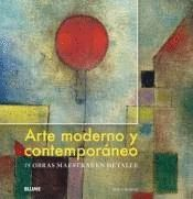 ARTE MODERNO Y CONTEMPORANEO