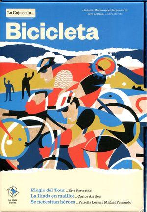 LA CAJA DE LA BICICLETA (3 VOL.)