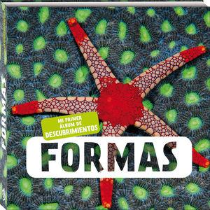 FORMAS. MI PRIMER ALBUM DE DESCUBRIMIENTOS