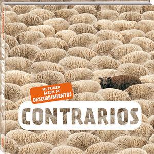 CONTRARIOS. MI PRIMER ALBUM DE DESCUBRIMIENTOS