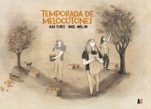TEMPORADA DE MELOCOTONES