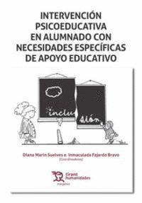 INTERVENCION PSICOEDUCATIVA EN ALUMNADO CON NECESITADES ESPECIFICAS DE APOYO EDUCATIVO