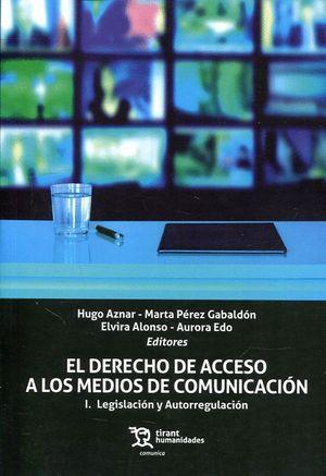 DERECHO DE ACCESO A LOS MEDIOS DE COMUNICACION T.I