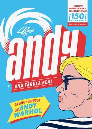 ANDY. UNA FABULA REAL. EDICION LUJO
