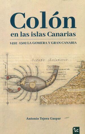 COLÓN EN LAS ISLAS CANARIAS, 1492-1502