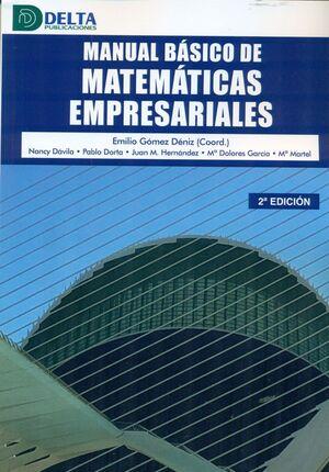 MANUAL BASICO DE MATEMATICAS EMPRESARIALES