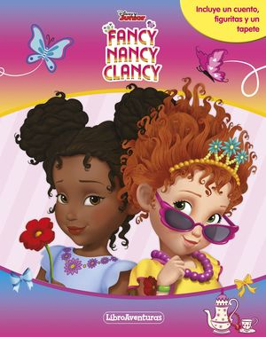 FANCY NANCY CLANCY. LIBROAVENTURAS