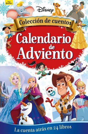 CALENDARIO DE ADVIENTO. COLECCIÓN DE CUENTOS. DISNEY