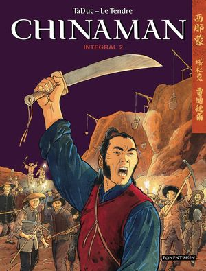 CHINAMAN. INTEGRAL 2