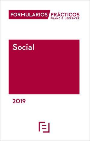 FORMULARIOS PRÁCTICOS SOCIAL 2019