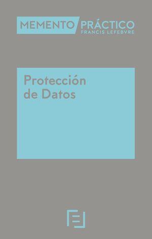 MEMENTO PRÁCTICO. PROTECCIÓN DE DATOS