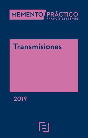 MEMENTO PRACTICO TRANSMISIONES 2019