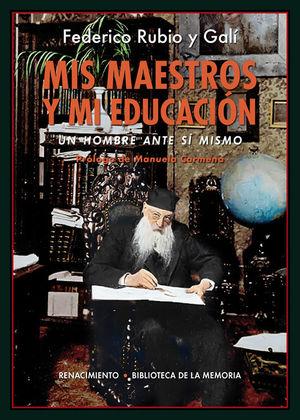 MIS MAESTROS, MI EDUCACIÓN